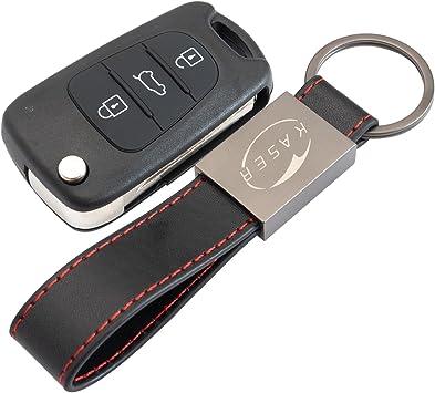 Para VW SEAT SKODA clave plegable carcasa llave funda llave virgen
