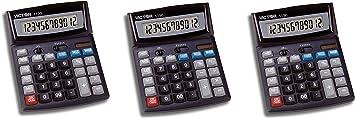 Victor 1190 Desktop Display Calculator, Black, 1