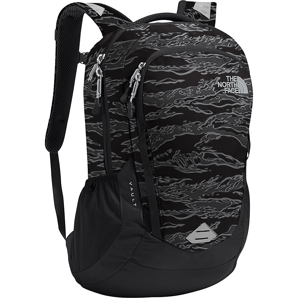 448c88106 The North Face Vault Laptop Backpack- Sale Colors (TNF Black Tiger Camo:  Amazon.in: Clothing & Accessories