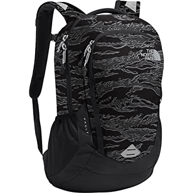 44e1dcdd79 The North Face Vault Laptop Backpack- Sale Colors (TNF Black Tiger Camo:  Amazon.in: Clothing & Accessories