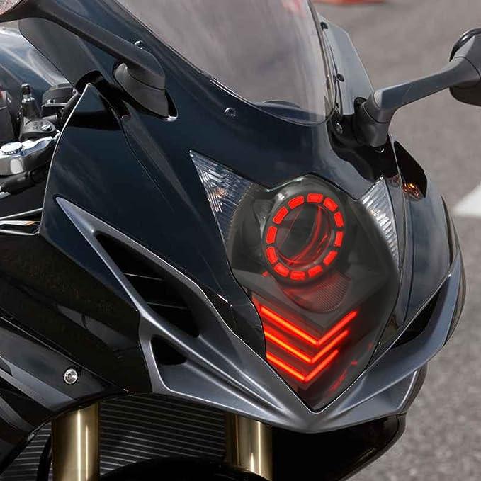 Amazon com: KT LED Headlight Assembly for Suzuki GSXR750 GSX
