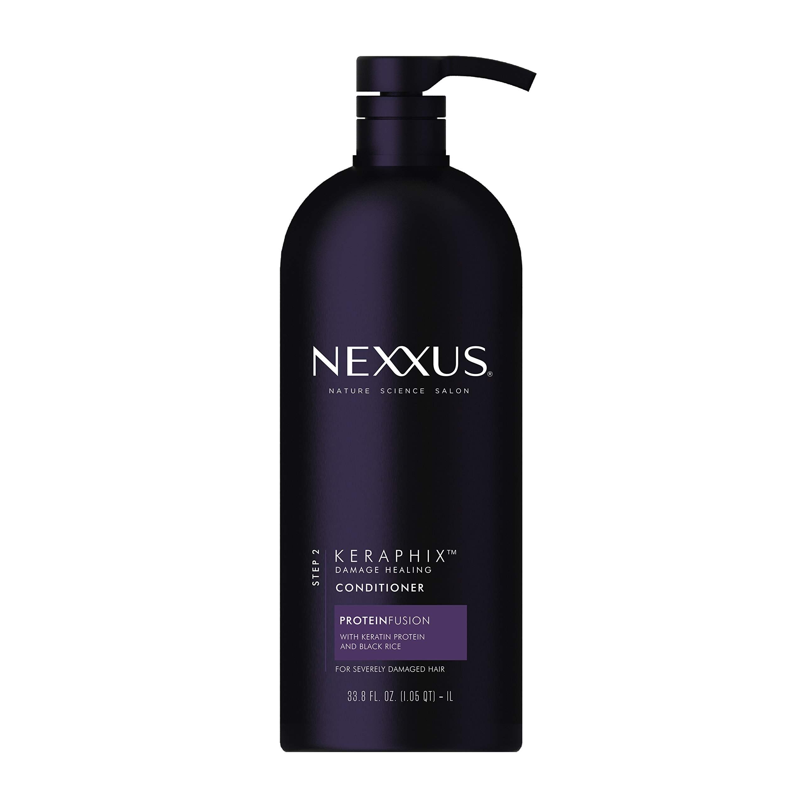 Nexxus Keraphix Conditioner, for Damaged Hair, 33.8 oz