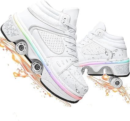 amazon fila casual zapatillas femenino