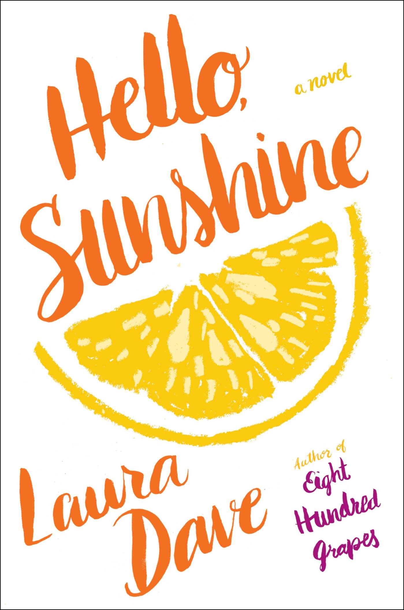 Hello Sunshine Novel Laura Dave product image