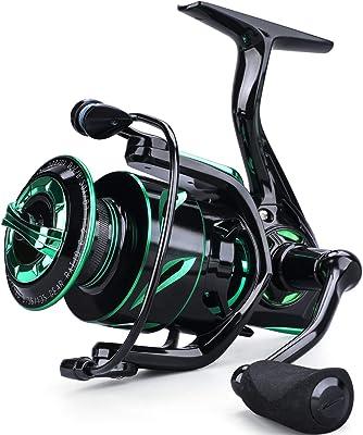 Sougayilang Spinning Fishing Reel Light Weight
