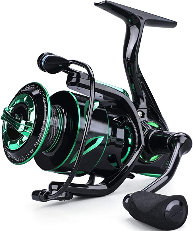 12 Compact 22 LB Drag Premium Baitcasting Rolle Solid Baitcaster Angelrolle