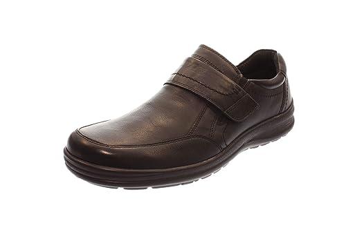 baca7bb28289bb Men Loafers & Slip-Ons Schwarz Longo G Black, (Schwarz) 1005387:  Amazon.co.uk: Shoes & Bags