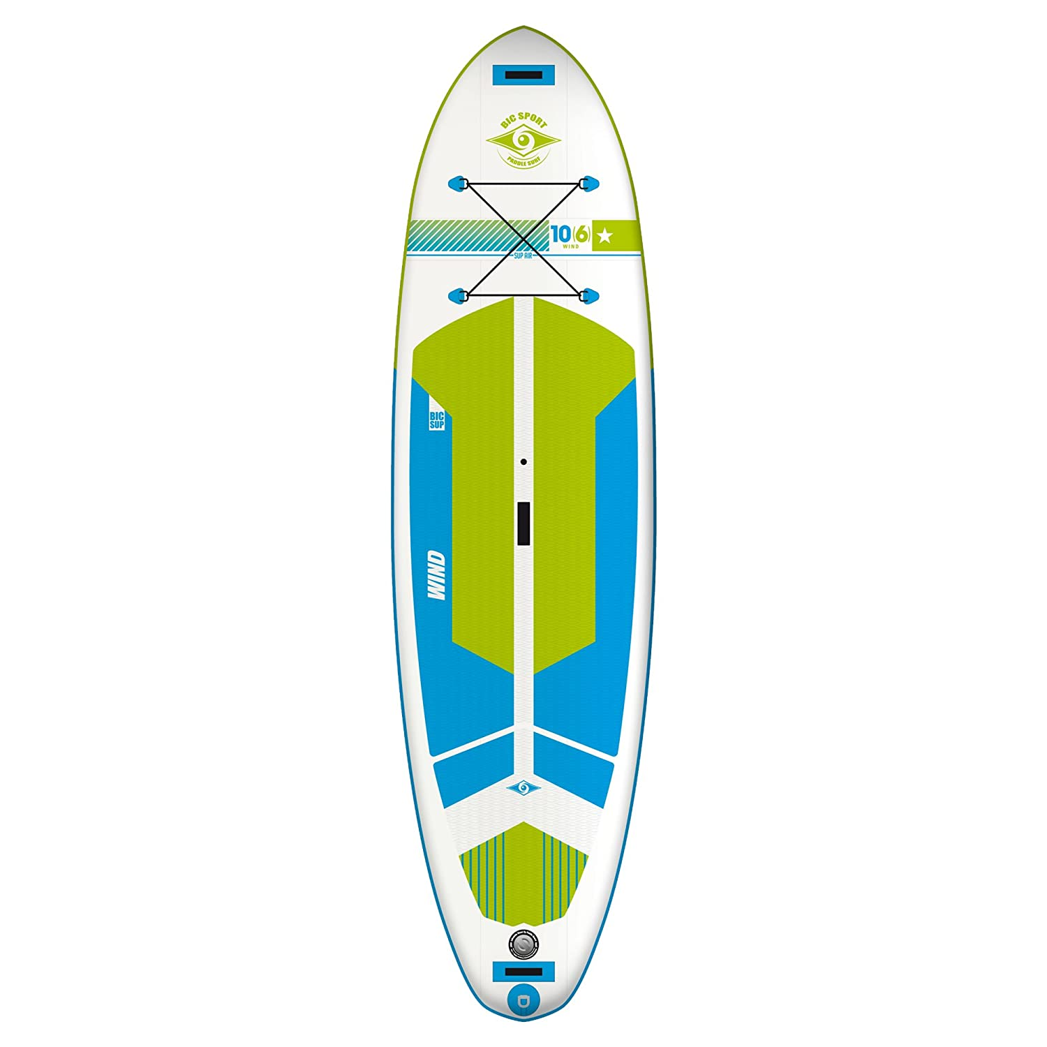 BIC Allround Wind Inflatable Sup - by surferworld: Amazon.es: Deportes y aire libre