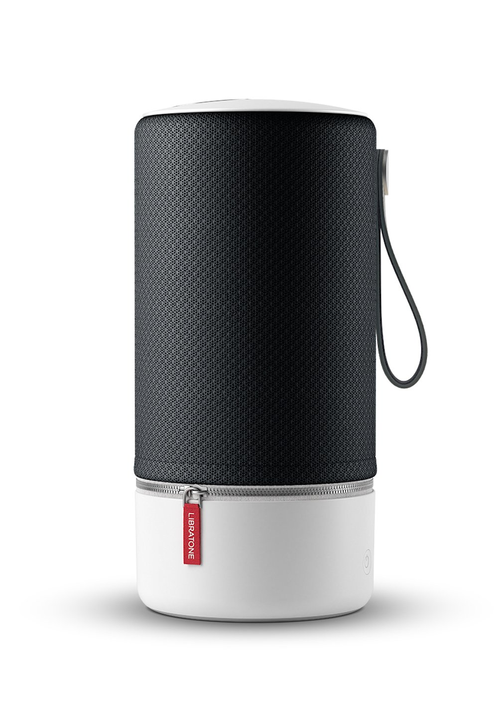 Libratone ZIPP Portable WiFi + Bluetooth Wireless Speaker – works with Alexa (Graphite Grey) by Libratone