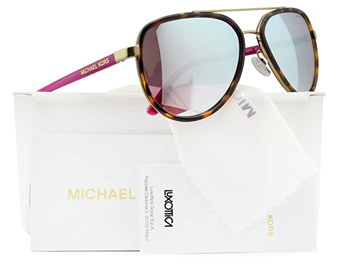 c8d6cdde4dad Image Unavailable. Image not available for. Colour: Michael Kors MK5006 Playa  Norte Sunglasses ...