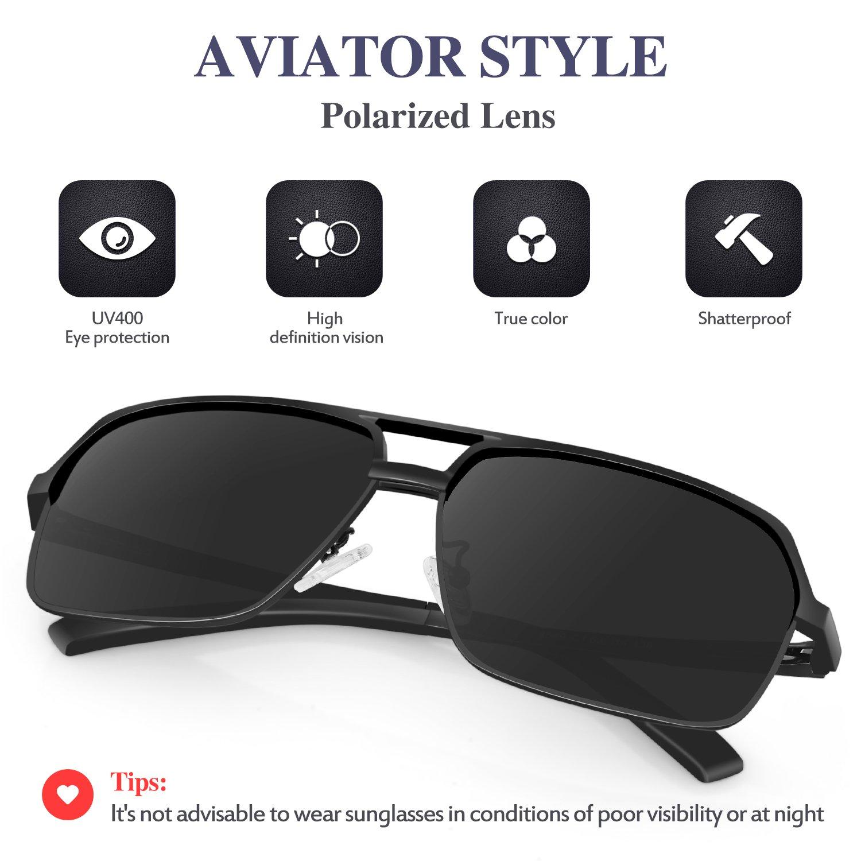 ba37c285f5 Goliath Ronin Polarized Sunglasses for Women Men