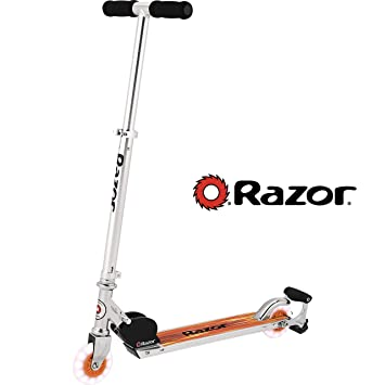 Amazon.com: Razor Spark Ultra - Orange: Sports & Outdoors