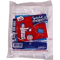 Hotpack White Trash Bags 45CMX55CM- 50Pcs