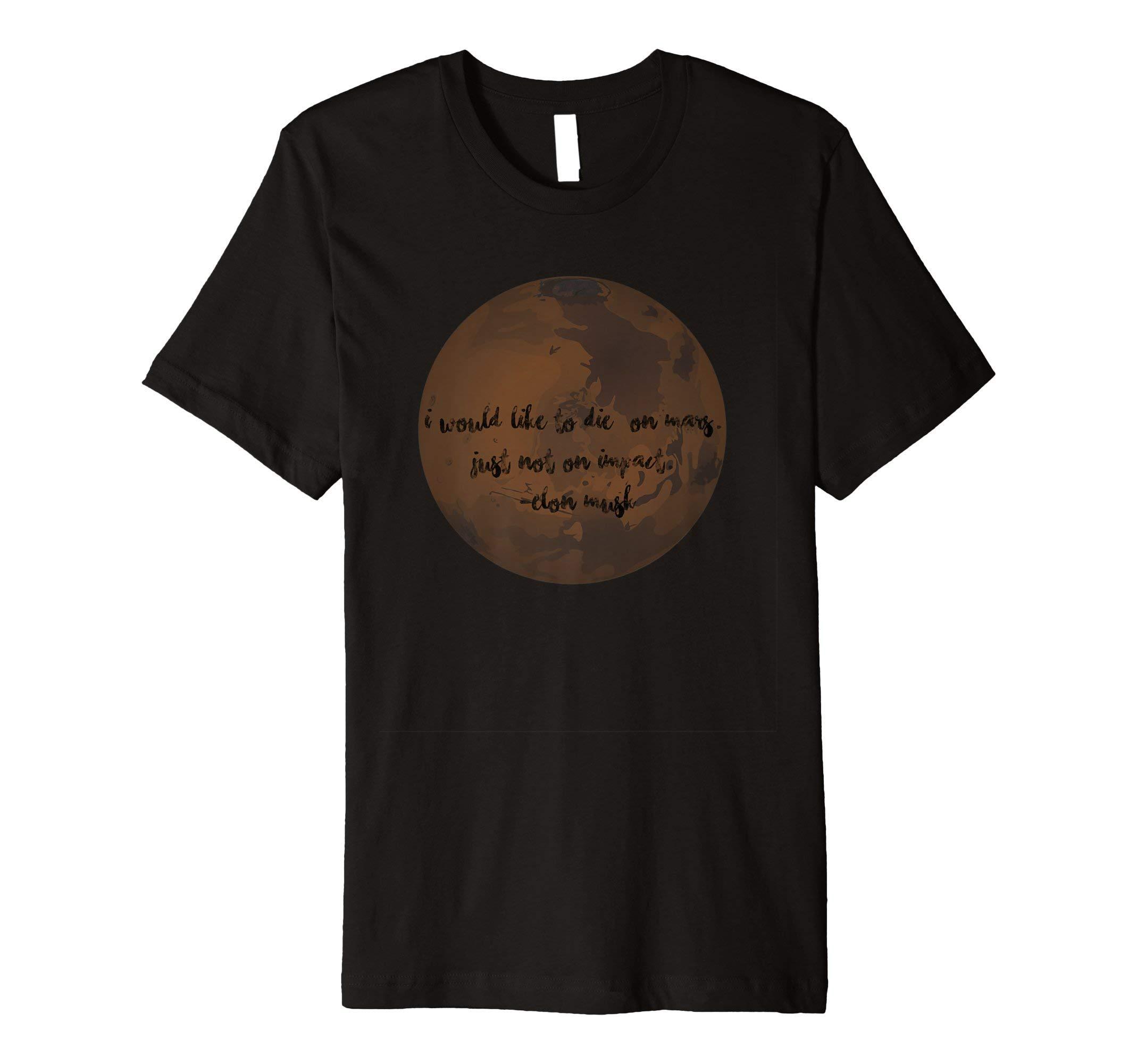 Lace Label Mars T-Shirt, Space Travel Shirt, Space Shirt