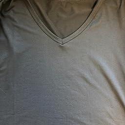 Amazon Workstance インナーシャツ メンズ 5枚組 ブラック M 165cm 175cm インナーシャツ 通販