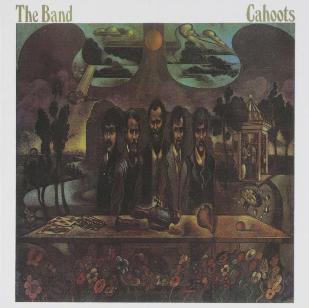 Band, The Band - Cahoots - Amazon.com Music