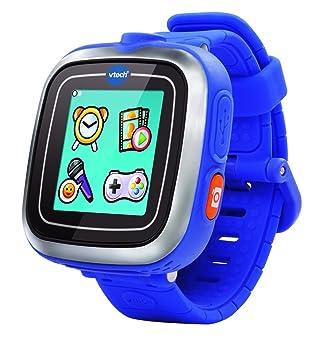 VTech - Kidizoom Reloj Inteligente Infantil, 128 MB, Pantalla de 1.44