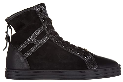 scarpe hogan donna rebel r182