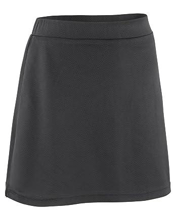 Spiro Girls Junior Skort Black