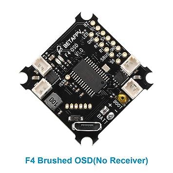 BETAFPV F4 Brushed Flight Controller FC with Betaflight OSD