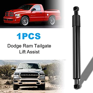Tailgate Assist Lift Assist Shock for 2009-2018 Dodge RAM 1500 2500 3500