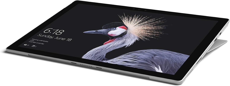 Microsoft Surface Pro KJR-00003 2in1 i5-7300U PCIe SSD QHD+ Windows 10 Pro + TC Rojo