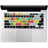 """Mélange Adobe Photoshop PS-Clavier de Protection en Silicone pour MacBook/MacBook Air/MacBook Pro & 13 """"/ 15""""/17 """"Version US) et de l'Union européenne"""