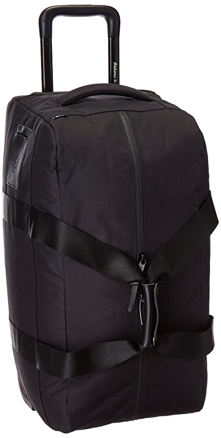 39d012112 Herschel Supply Co. Wheelie Outfitter Duffle Bag, Black: Amazon.ca: Luggage  & Bags