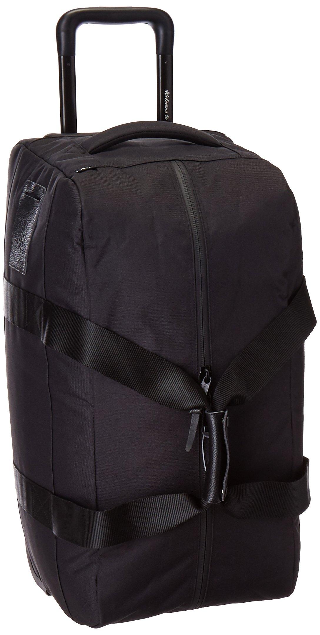 Herschel Supply Co. Wheelie Outfitter Duffle Bag, Black