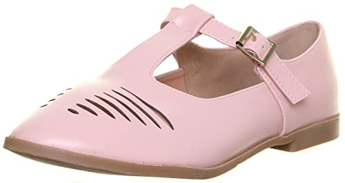 Salt & Pepper - Mocasines para mujer, color rosa, talla 38.5