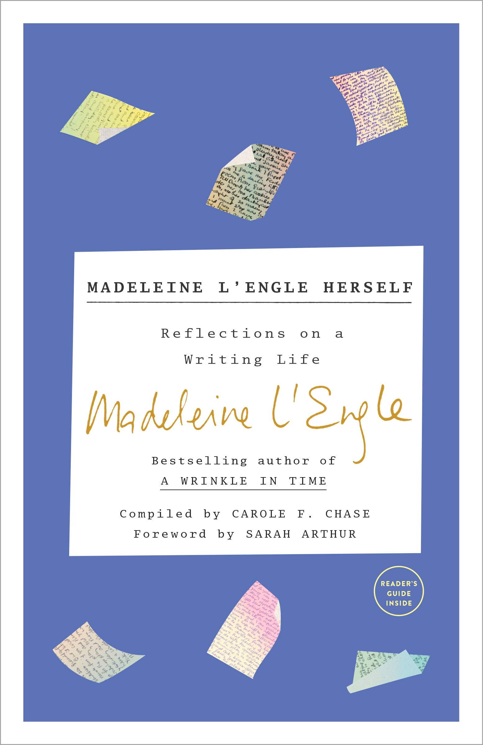 Madeleine L'Engle Herself: Reflections on a Writing Life by Convergent Books