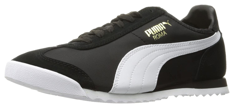 Sneaker moda Roma OG in nylon, Puma Black, 14 M US
