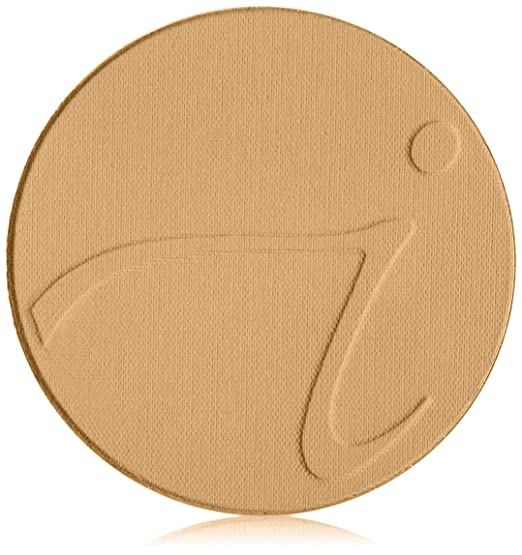 jane iredale PurePressed Base Mineral Foundation Refill, Latte, 0.35 oz.