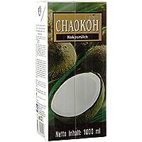 Chaokoh 100% pura leche de coco 33.8 oz paquete de 3