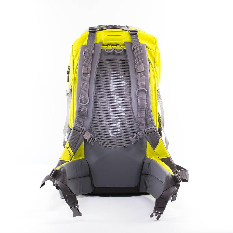 Atlas Athlete (medium/yellow) - A versatile hiking pack for small to medium sets of camera gear