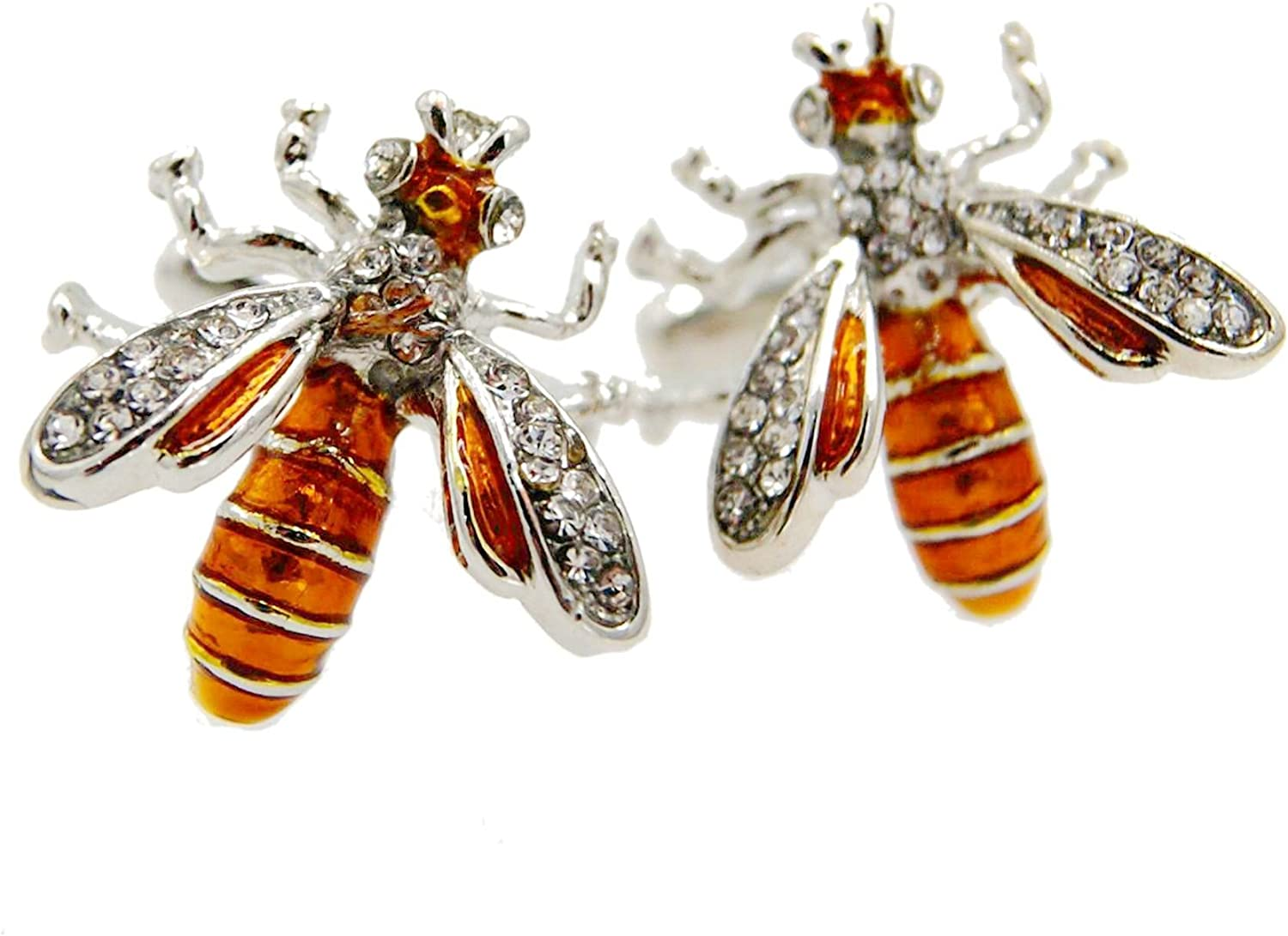 RXBC2011 Bee Cufflinks Gift Boxed