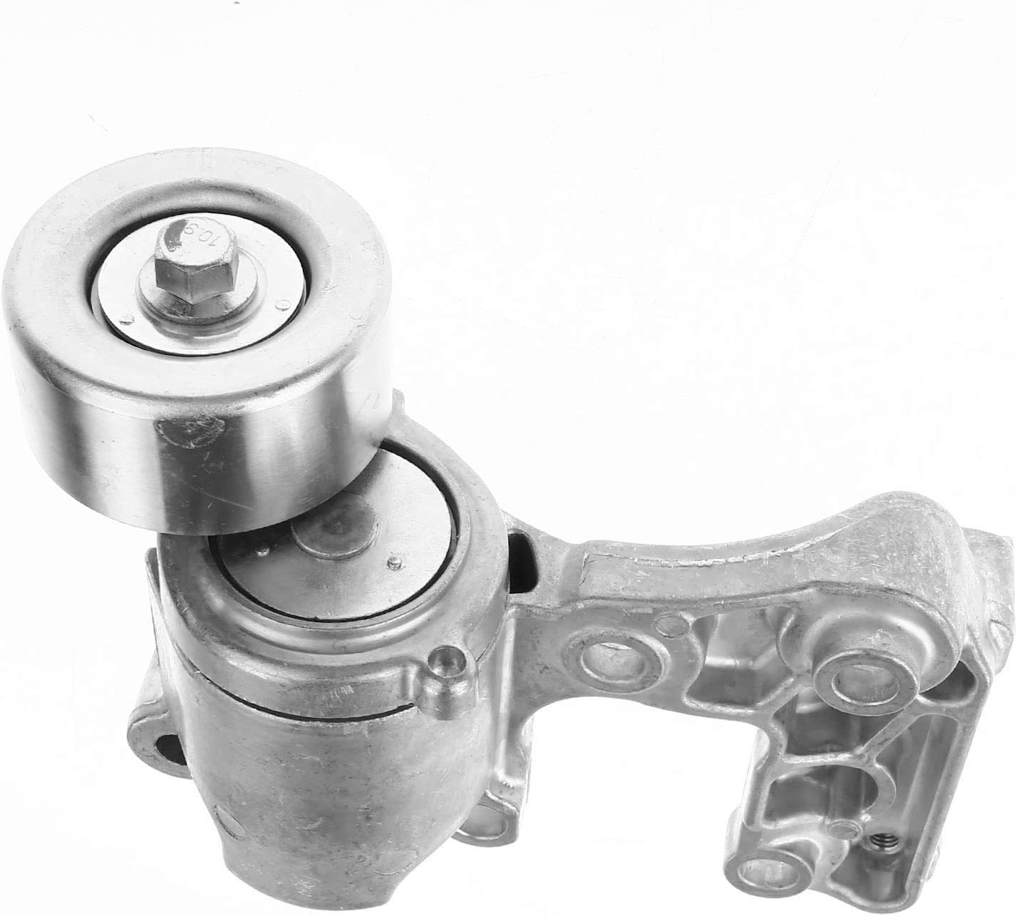 A-Premium Belt Tensioner Assembly Compatible with Toyota Camry 07-17 RAV4 06-12 Sienna 07-17 Venza 09-15 Fj Cruiser 2009-2015