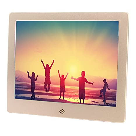 Amazon 8 Inch Digital Photo Frame Electronic Picture Frame
