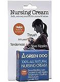 Green Goo All-Natural Skin Care, Nursing Cream, Travel Tin, 0.7 Ounce