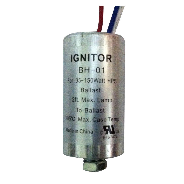 Premium BH-01 Ignitor 35-150 Watt - High Pressure Sodium Ignitor by Premium
