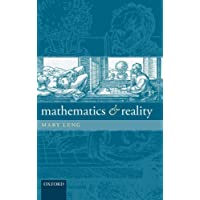 Mathematics and Reality