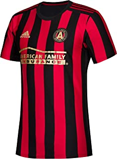 detailed look ef318 58e5b Amazon.com : adidas Atlanta United FC Women's Replica Jersey ...