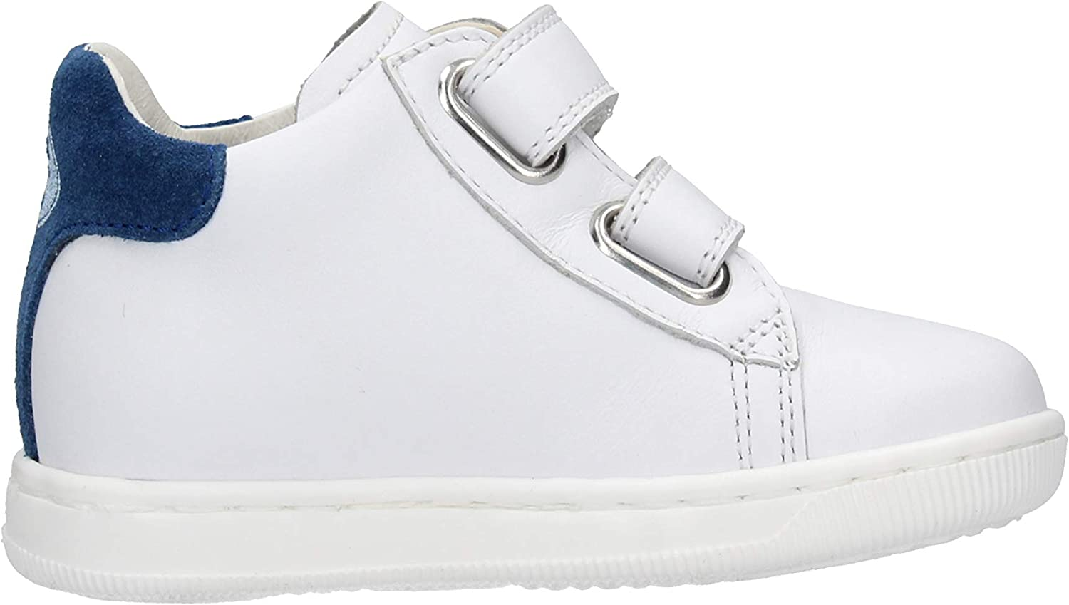 Falcotto Atley White Sneaker for Children ATLEY-1N06