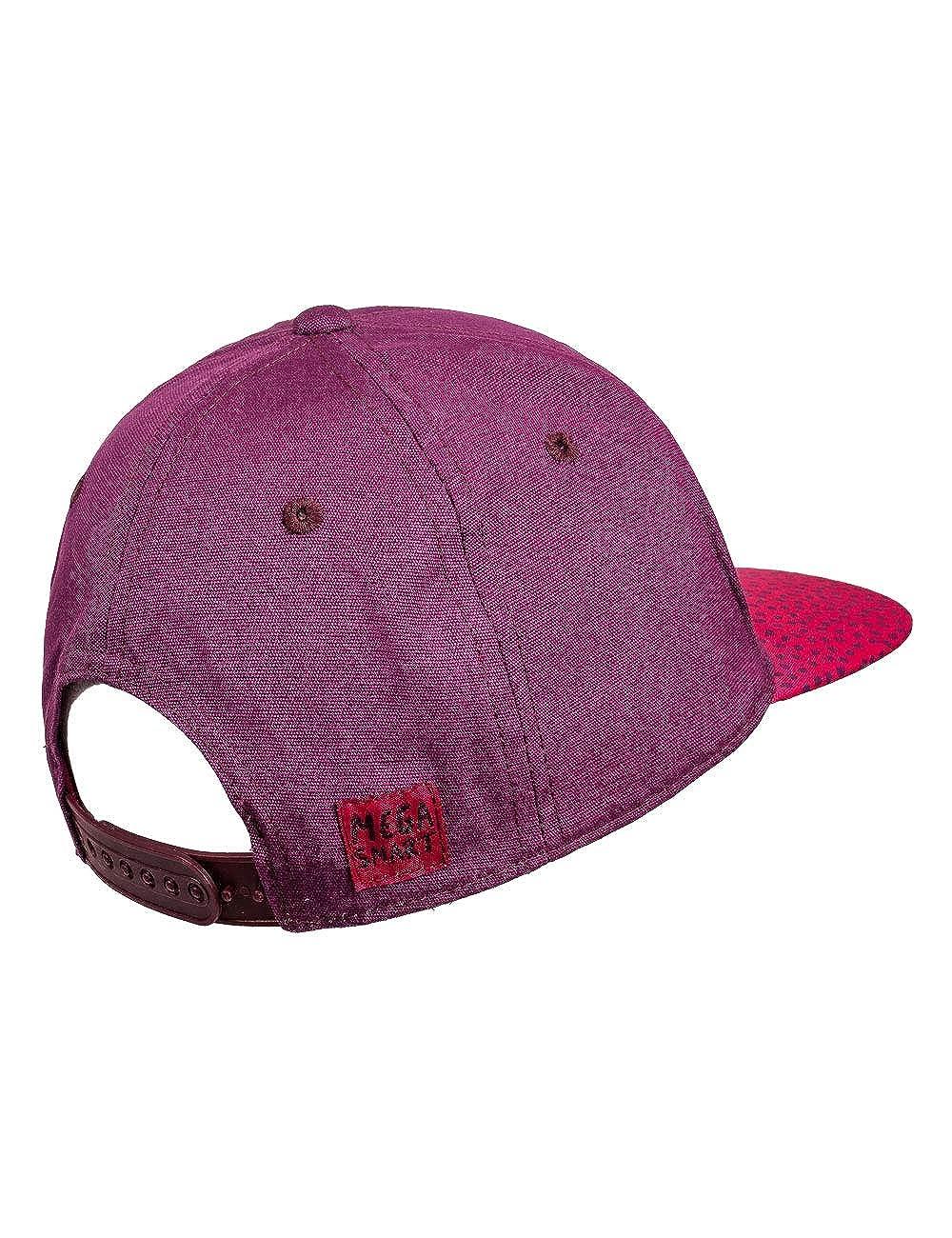 maximo Basecap \Strawberry\ Violet 49//51 Casquette B/éb/é Fille Taille Fabricant: