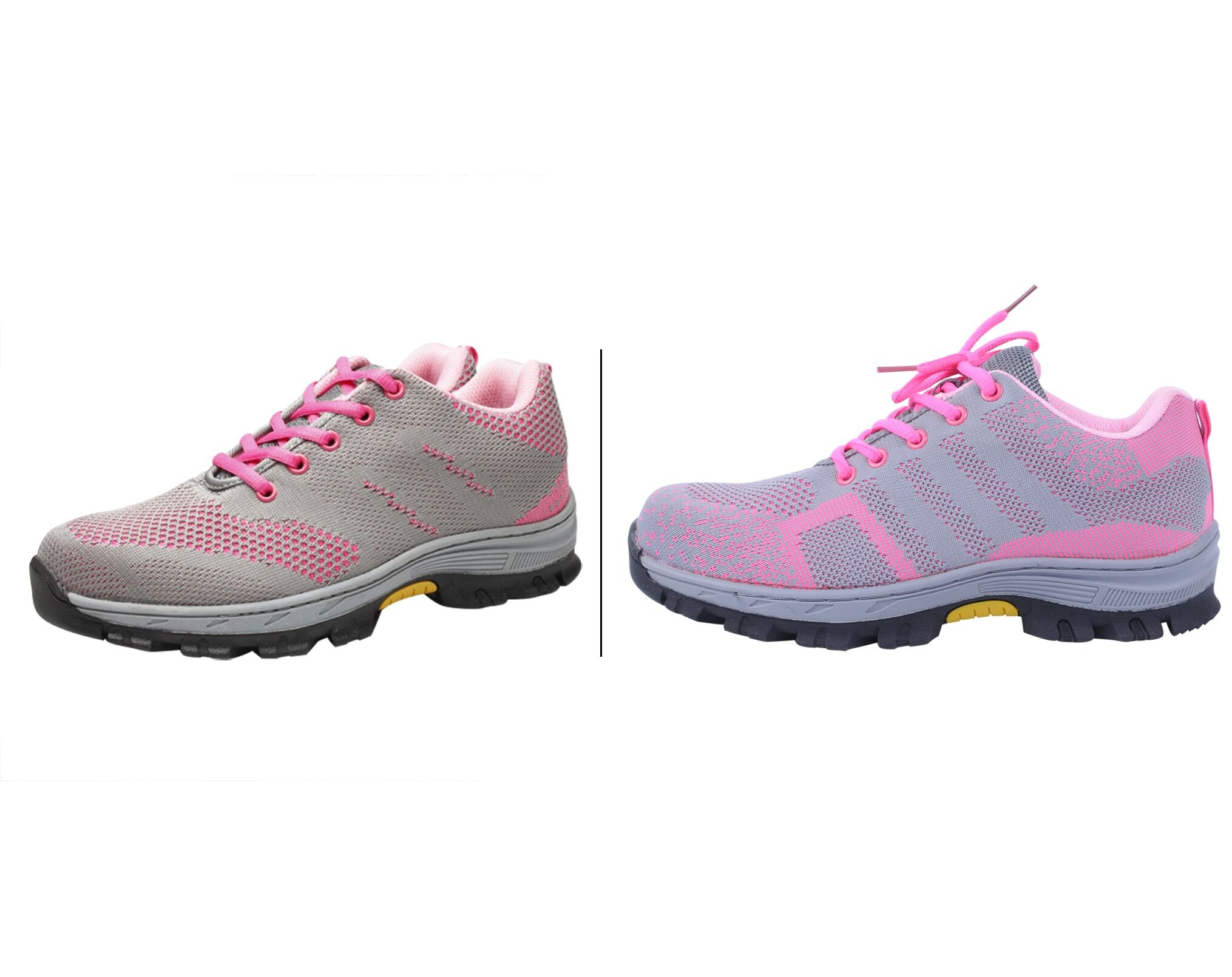 Optimal Women's Safety Shoes Work Shoes Protect Toe Shoes …