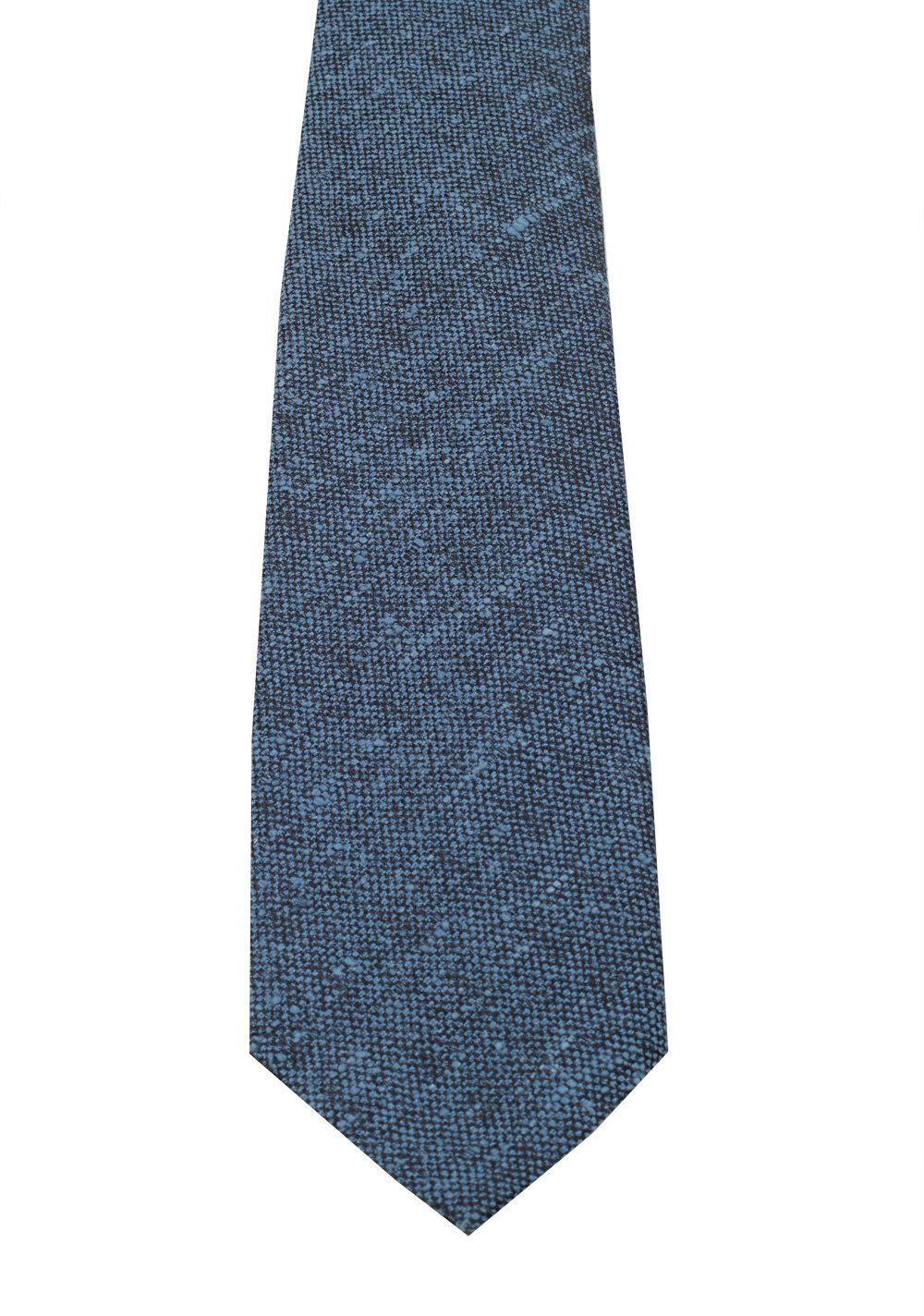 CL - TOM FORD Patterned Blue Tie In Silk