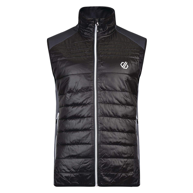 noir QryGry FR   XXS  Dare 2b Mountfusion Vest Doudoune sans Manches Homme MONTFUSION Wool