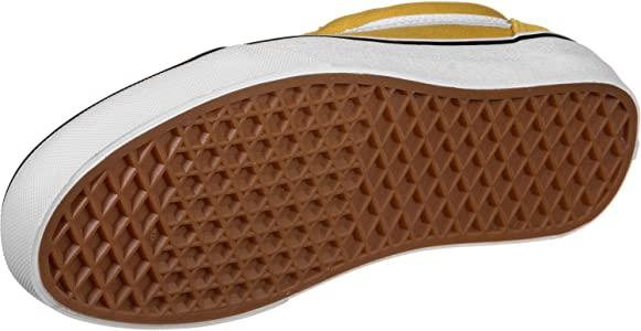 zapatillas vans old skool mujer amarillo