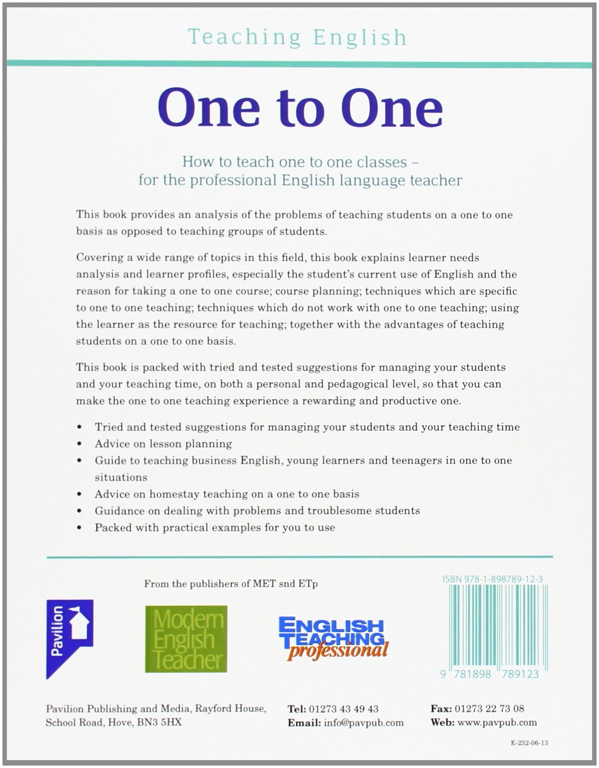 Teaching english one to one amazon priscilla osborne teaching english one to one amazon priscilla osborne 9781898789123 books fandeluxe Gallery