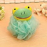 G' abigale Fairy Kids Toy Pouf Mesh Bath Sponge